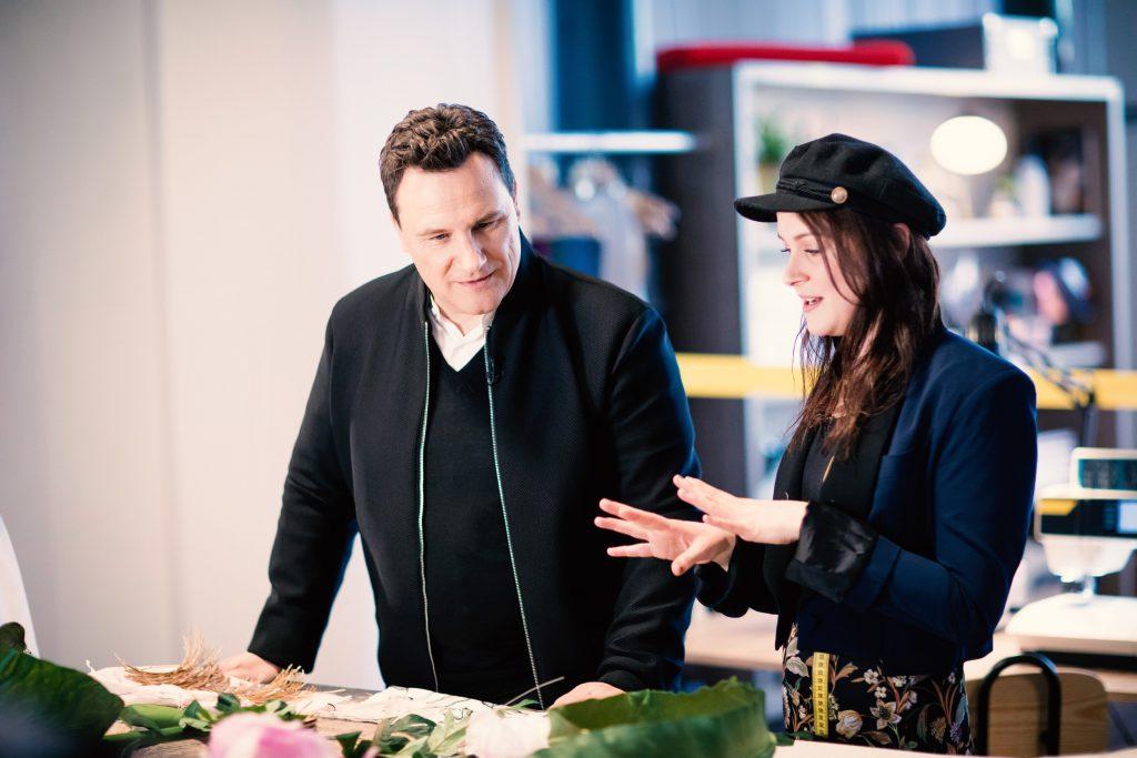 Guido Maria Kretschmer und Anna Schuster Foto: TVNOW / Andreas Friese