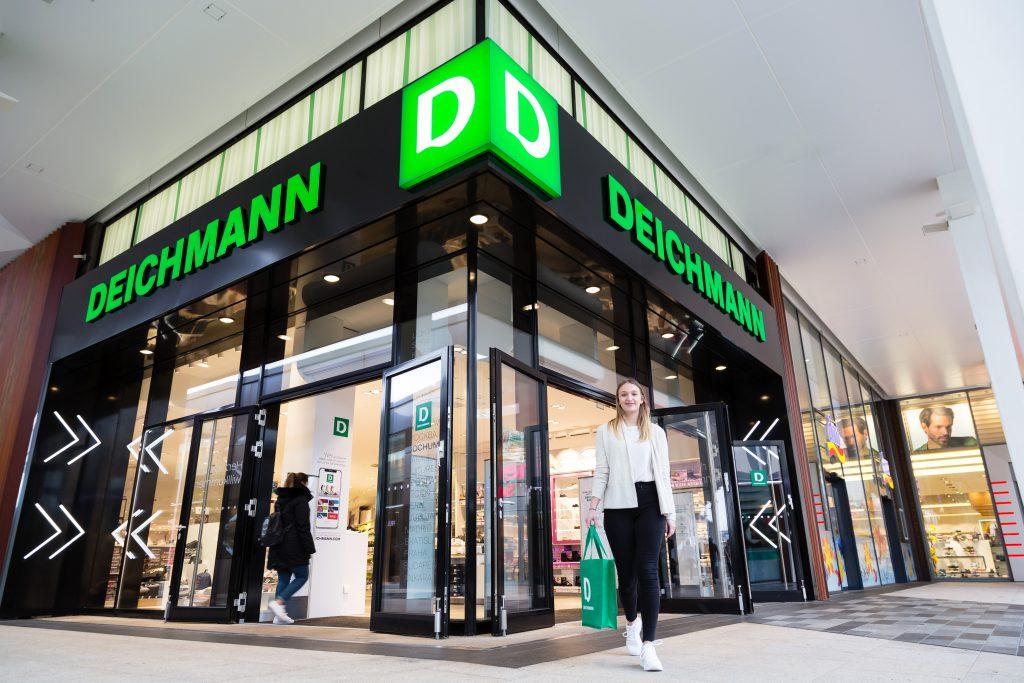 DEICHMANN-Gruppe mit größter Akquisition der Firmengeschichte / Start in China, Dubai, Estland, Lettland / Starke Expansion in den USA. (obs/DEICHMANN SE/Rüdiger Fessel)